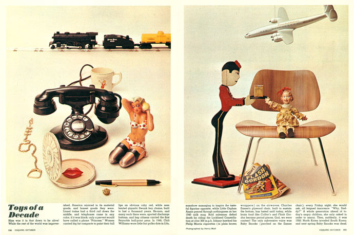 Toys of the 1940s