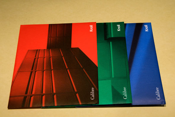 Red, green and blue mailers