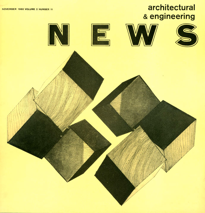 Blechman Palladino for Architectural & Engineering News