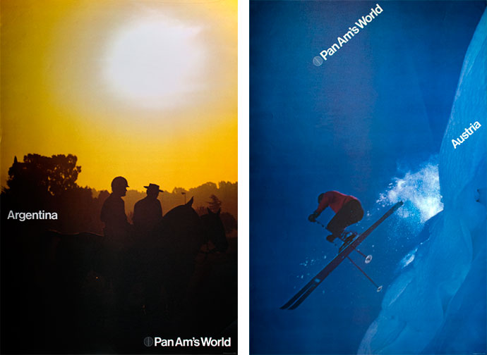 Chermayeff & Geismar for Pan Am