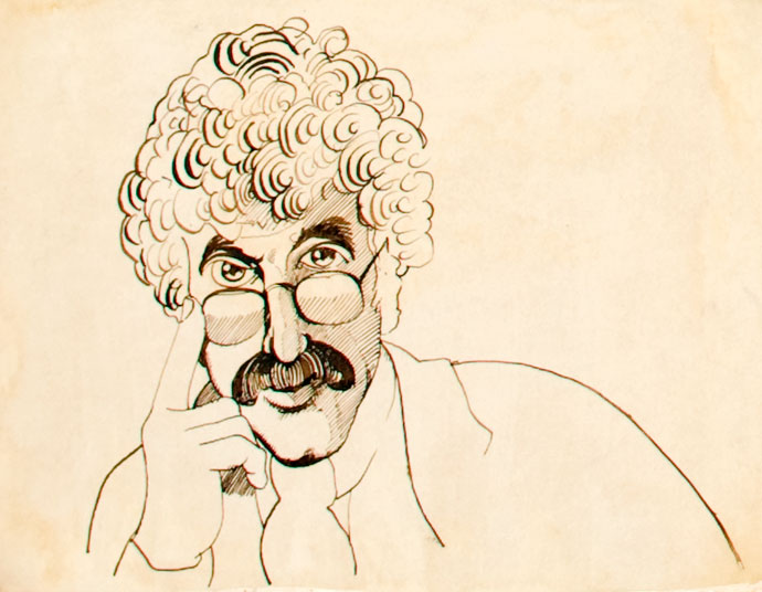 The many faces of Elliott Gould