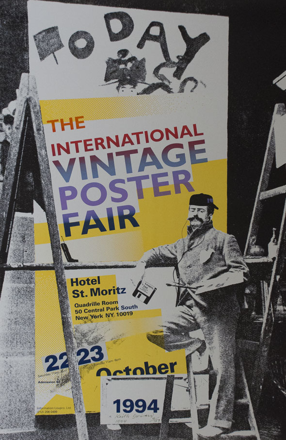International poster fair poster